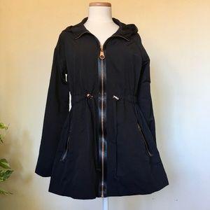 Ted Baker London Black Naamoi Raincoat (3)